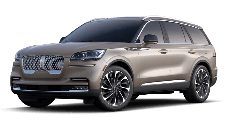 New 2020 Lincoln Aviator Reserve SUV for sale in Austin TX